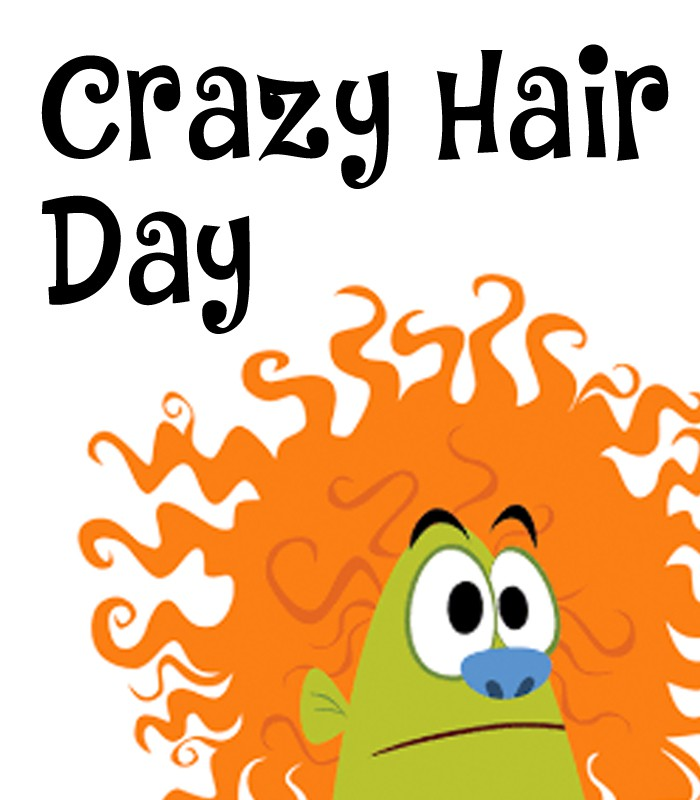 Children's Story Hour: Crazy Hair Day – Welcome
